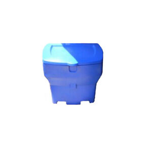 Industrial salt bins for sale.
