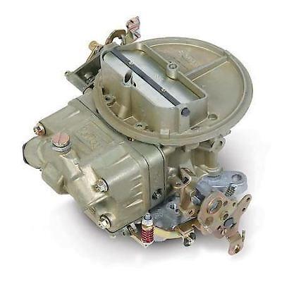 Holley Remanufactured Carburetor - Holley Carburetor #4412-C  500 CFM Hand Choke