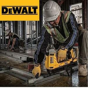 "NEW CORDLESS CONCRETE NAILER DCN890P2 227268380 Dewalt w/Battery 1/2"" to 2-1/4"""