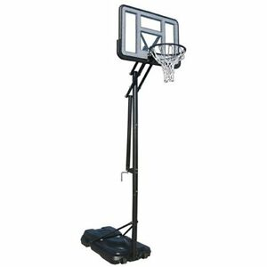 Basketball Hoop: Portable and Adjustable