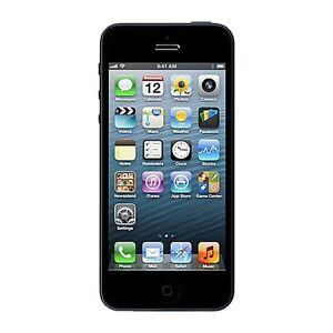 Apple Iphone 5 16Gb Unlocked Gsm Smartphone-Black.