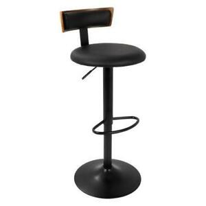 New Open Box  Weller Barstool Black (Pick up ) PU0