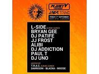 Planet V London - L-Side / TRAC Joint Album Launch