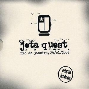 Jota Quest Ao Vivo CD