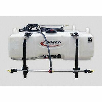 Fimco Utv-65-bl 3 Nozzle 65 Gal Boomless Utv Sprayer