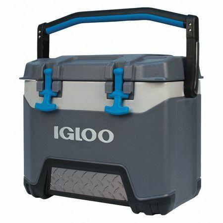 Igloo 00049782 Beverage Cooler,25 Qt. Cap.,Gray