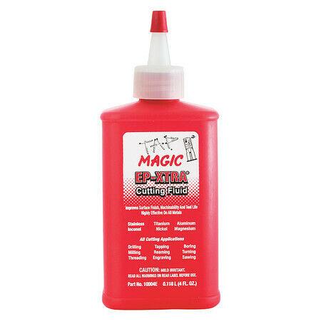 TAP MAGIC 10004E Cutting Oil, 4 oz, Can, EP-Xtra