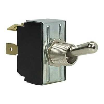 C Ling Technologies 2gk51-73 Toggle Switch Spst 10a 250v Quick Connect