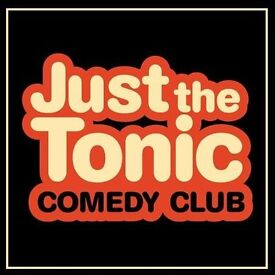 Just The Tonic's Saturday Night Comedy on March 11, 2017