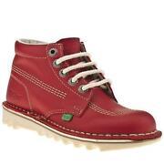 Womens Kickers Boots