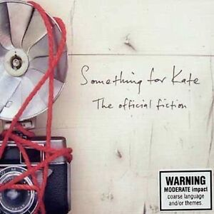 The-Official-Fiction-by-Something-for-Kate-CD-Sep-2003-Murmur-Records