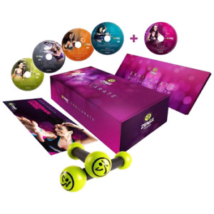 Zumba fitness dvds