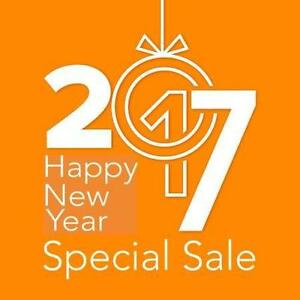 2017 New Year Sale All Used Furniture 30% OFF