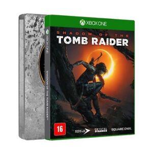 Shadow of the Tomb Raider (Steelbook)