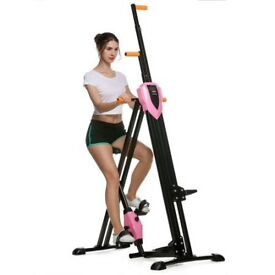 Exercise bike and stair climber