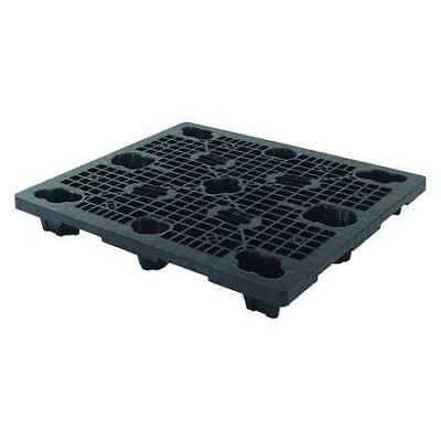 Orbis 40x48 Xp Econ Cisc Blk Palletplasticblacknestable5-34 In.h