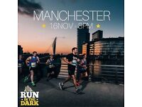 RUN IN THE DARK MANCHESTER 5K AND 10K OPTION