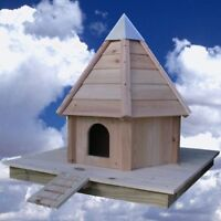 Floating Duck House Needed!!!