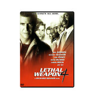 Lethal Weapon 4 (DVD) ***New***