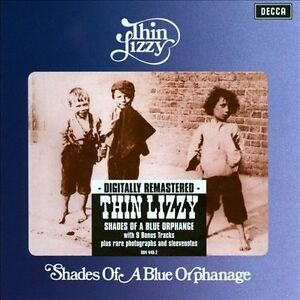 THIN LIZZY Shades Of A Blue Orphanage CD BRAND NEW Remastered Bonus Tracks