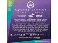 FIELD TRIP FESTIVAL 2017 - FAITHLESS, LEFTFIELD, YOUSEF