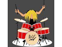Rock Drummer (Alt Rock) Needed - Edinburgh