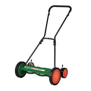 * Lawn mower: $30