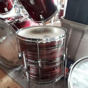 Vintage Coronet 14 inch floor tom Drum
