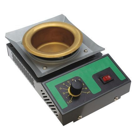 AVEN 17100-300 Solder Pot,HI/LO Switch,300W