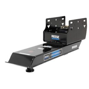 Sidewinder trailer hitch
