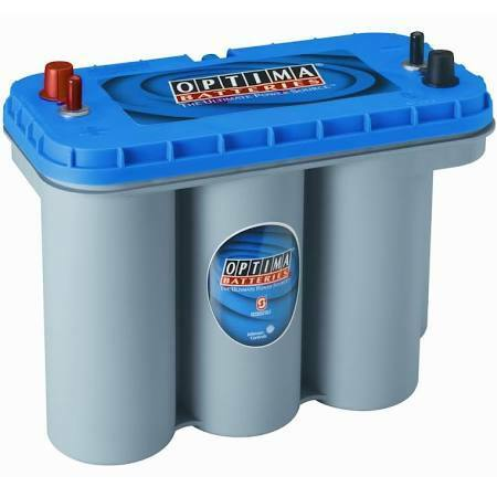 D31M BlueTop Starting and Deep Cycle Battery 900 AMPS