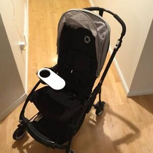 Excellent black limited edition bugaboo bee plus Campbell River Comox Valley Area image 5