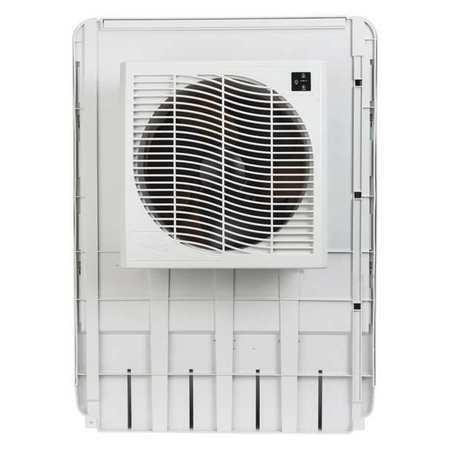 Mastercool Mcp44 Window Evaporative Cooler 3200 Cfm, 1000 Sq. Ft., 2.0 Gal, 1/3