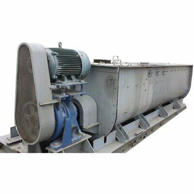 Used Ashtech Duplex Continuous Conditioner Mixer Model M-20