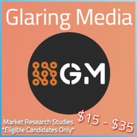 Market Research Study Candidates - PAID STUDIES - $15 - $35