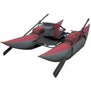 Inflatible Arrow Backpacker Single Person Pontoon Boat