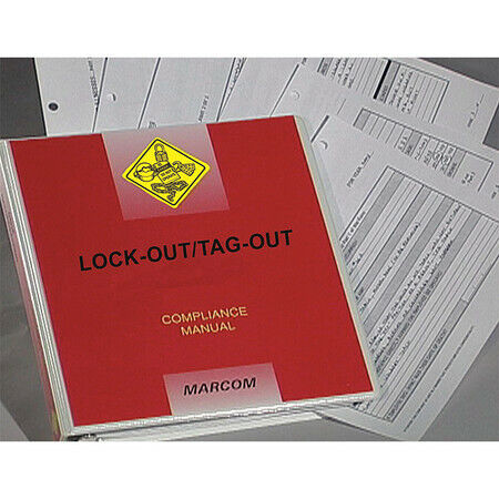 MARCOM M0002890EO Lock-Out/Tag-Out Compliance Manual