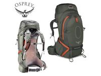 Osprey Atmos 65 Rucksack Backpack - Brand New