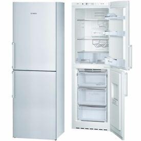 BOSCH Frost Free Fridge Freezer White