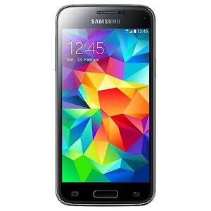 SAMSUNG S5 16GB UNLOCKED SMARTPHONE-BLACK
