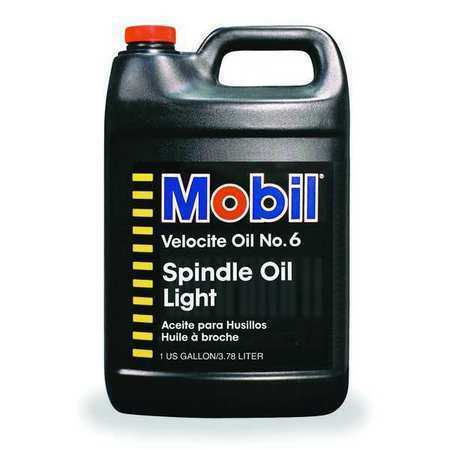 Mobil 100848 Mobil Velocite 6, Spindle Oil, 1 Gal.