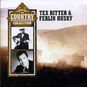 TEX-RITTER-FERLIN-HUSKY-THE-COUNTRY-COLLECTION-NEW-CD