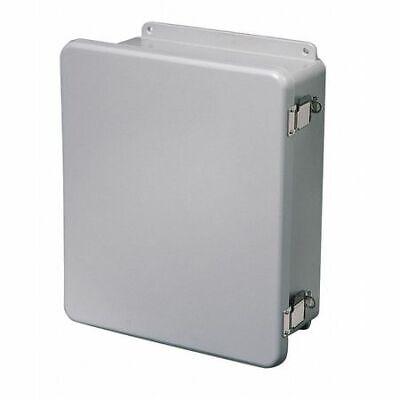 Hubbell Stahlin Hw-j121005fchqrww Nema 1 11.79 In H X 9.8 In W X 4.94 In D Wall