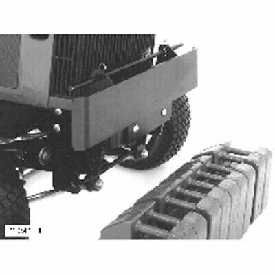 John Deere Front Quick-tach Weight Bracket - Bm20957