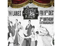 SWING 'N' TINGZ 14 / Third Birthday Extravaganza!