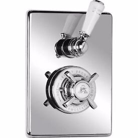 Lefroy Brooks GD 8706 CLASSIC CONCEALED THERMOSTIC VALVE - Chrome