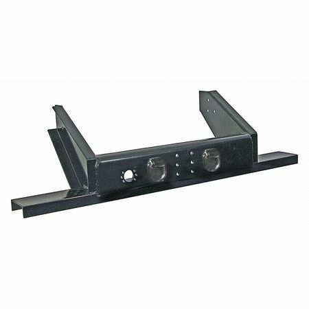 BUYERS PRODUCTS 1809050 Hitch Plate Bumper, 20, 000 GVW lb.