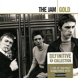 THE-JAM-Gold-2CD-BRAND-NEW-Best-Of-Greatest-Hits-Paul-Weller