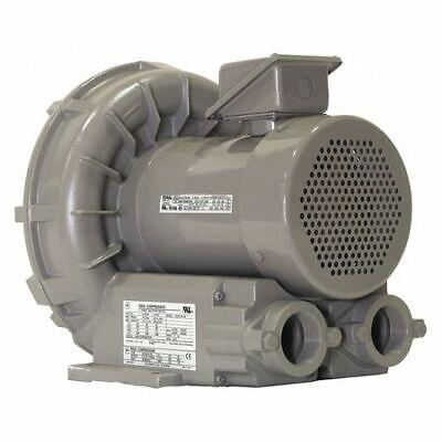 Fuji Electric Vfz401a-7w Regenerative Blower89 Cfm230460v