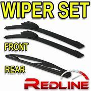 Vauxhall Zafira Rear Wiper Blade